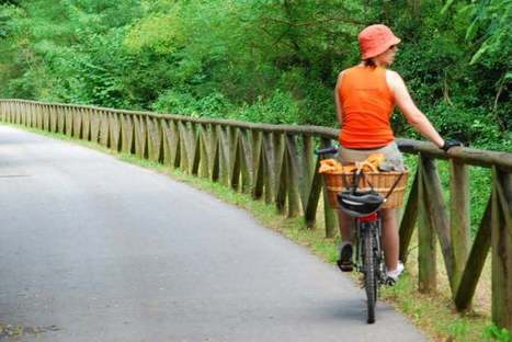 Un paseo por el Oviedo más rural por la Vía Verde del Fuso - 20minutos.es | Caminando por Asturias | Scoop.it