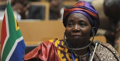 African Union chooses first female leader | Gender, Religion, & Politics | Scoop.it