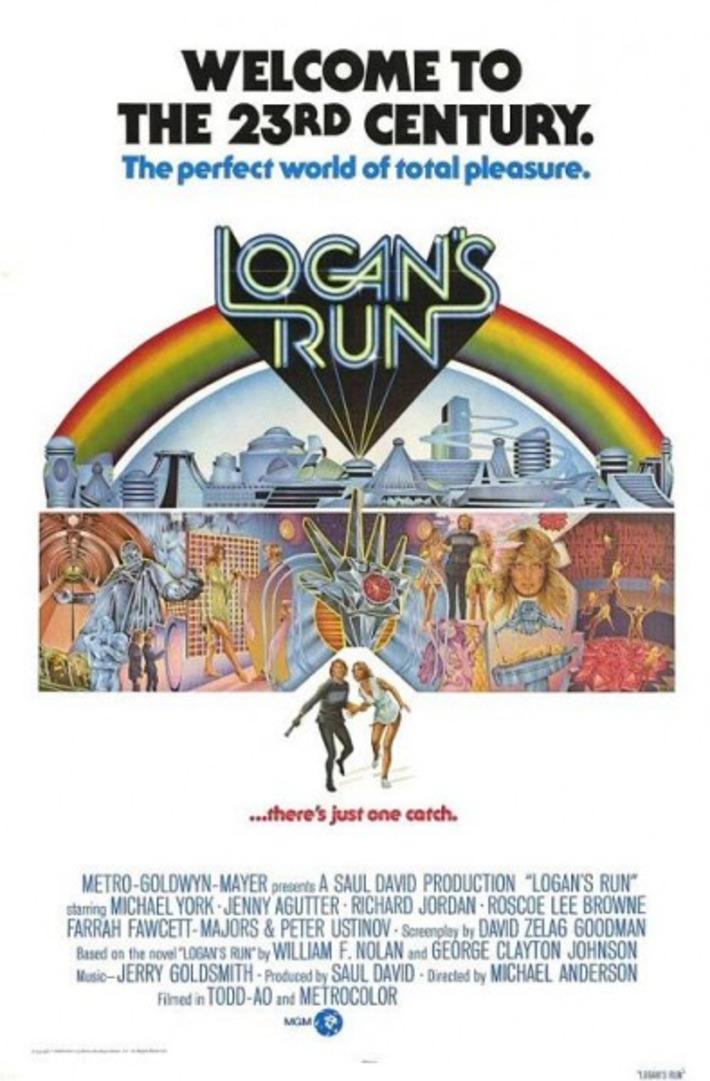 Logan's Run (1976) | Sex History | Scoop.it