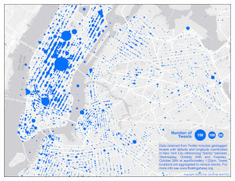 The Urban Geographies of Hurricane Sandy in New York City | informational landscapes | Scoop.it