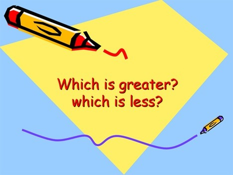 Greater & Less Than teacherz-pet,ks2, primary resources + lesson ... | ICT in UK Education | Scoop.it