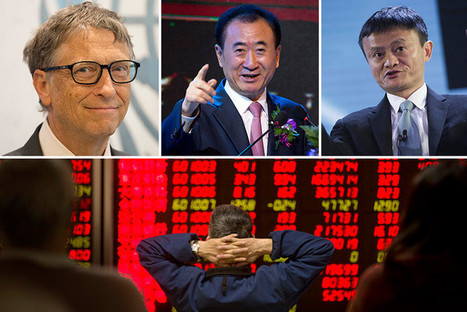 China now has more billionaires than America for the first time in history, new rich list reveals | Future Trends | Scoop.it