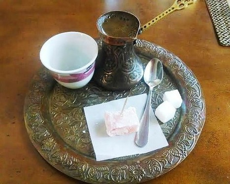5 Great L.A. Cafés for Turkish Coffee | Coffee News | Scoop.it