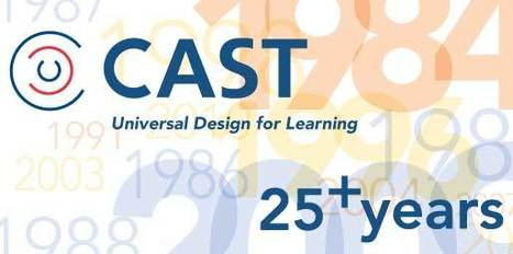 CAST: Center for Applied Special Technology | Accessibility in Educational Technology | Scoop.it
