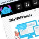 CyberCrab - Responsive Resolution Tester | Good stuff online | Scoop.it