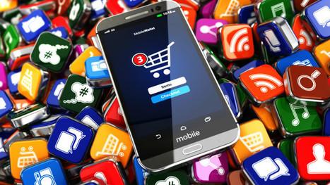 Report: Apps convert better for retailers than mobile Web or desktop | social Media & digital marketing | Scoop.it