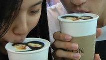 Cafetería imprime fotos en el café - Telemundo New York | Café | Scoop.it