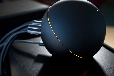 It's a Sphere! The Inside Story of Nexus Q, Google's Music Hardware Gamble | TechWatch | Scoop.it