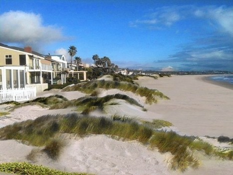 Dustin Hoffman, Ray Romano and Pierce Brosnan all hope to restore this prized but battered Malibu beach | Coastal Restoration | Scoop.it