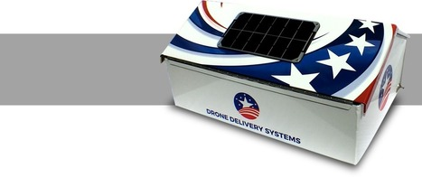 Drone Delivery Systems (USA) | Drones Start-Ups | Scoop.it
