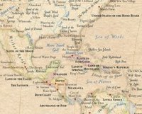 World Map Replaces Place Names With Their Original Meanings [Pics] - PSFK | Parcours | Scoop.it