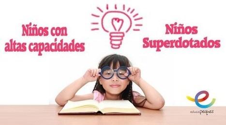 ¿Qué hago con mis estudiantes de altas capacidades? | Asómate | Educacion, ecologia y TIC | Scoop.it