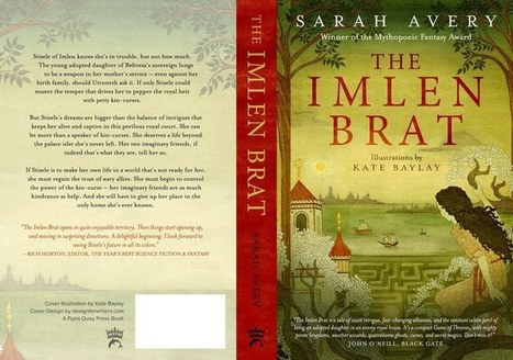 Black Gate » Articles » Last Chance to Win a Copy of Sarah Avery's The Imlen Brat | Journeys of the Sorcerer | Scoop.it