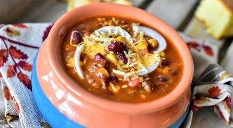 Le Chili cone carne maison | Cuisine Du Monde -cuisine Algerienne- recettes ramadan | Scoop.it