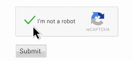 Google dejará de usar los Captcha para hacer algo más sencillo y eficaz | Mundo diseño | Scoop.it