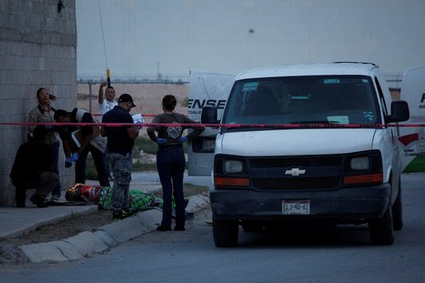 Violence is rising near the US-Mexico border — 'El Chapo' Guzmán's capture could be helping drive it | Criminal Justice in America | Scoop.it