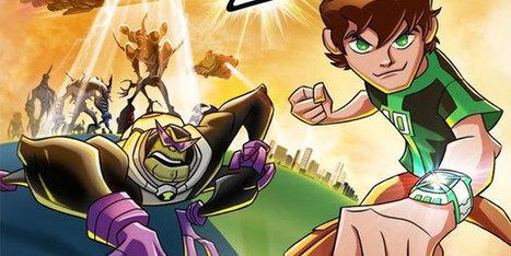 Ben 10 Omniverse 2 Set for release in november | Cartoons for Kids | Scoop.it