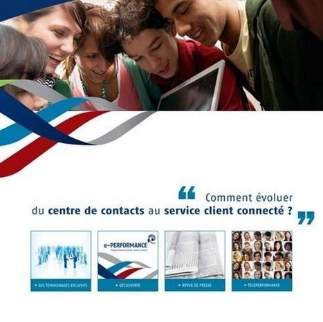 Teleperformance France s'engage sur les réseaux sociaux | yqachach@amecsel.org | Scoop.it