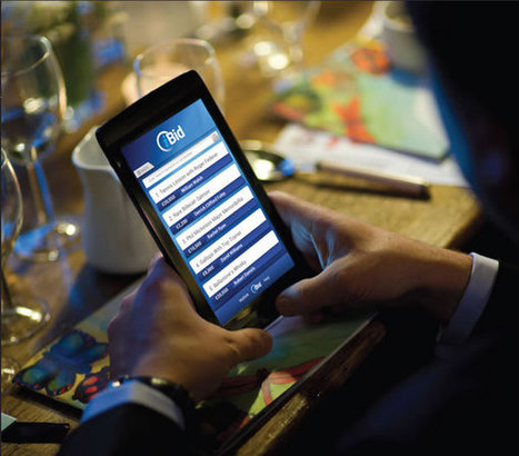 iBid sees more than 100% rise in the number of charity events using silent auction technology | Charity & Technology | Scoop.it