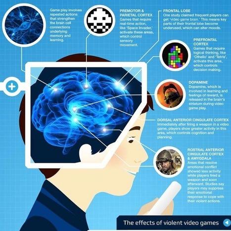Effect of Video Games on Child Development - Vanderbilt University | Psychology of Gaming | Scoop.it