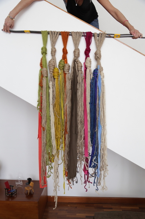 Quipu Project - a living, interactive documentary   Projects We Love   Scoop.it