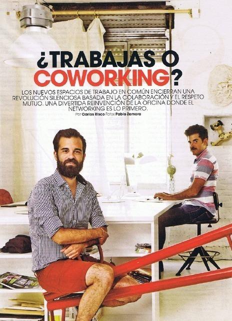 ¿TRABAJAS O COWORKING? Frente al esclavismo la colaboración ... - El Blog Alternativo (blog) | COWORKING | Scoop.it