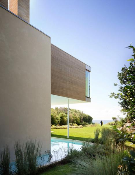 Surfside Residence by Steven Harris Architects - Design Milk | tecnologia s sustentabilidade | Scoop.it