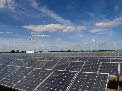 Ecotricity solar park exceeds year one generation expectations | Solar Style News | Scoop.it