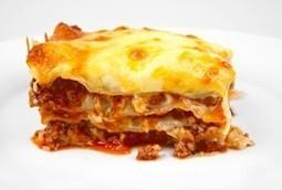 Lasagne : la sécurité du consommateur n'est pas en danger | Nutrition, Santé & Action | Scoop.it