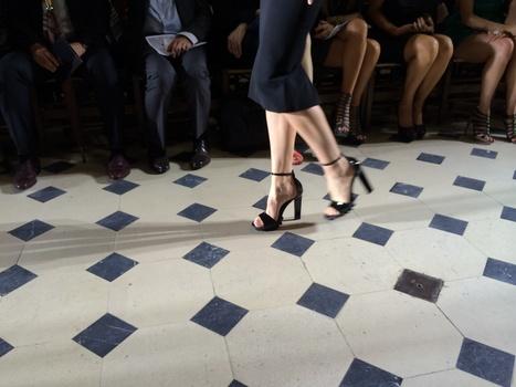 Haute couture : la 3D au service de la chaussure | FashionLab | Scoop.it