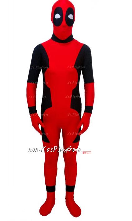 Lady DeadPool Costume,Women DeadPool Costume | deadpool costume | Scoop.it