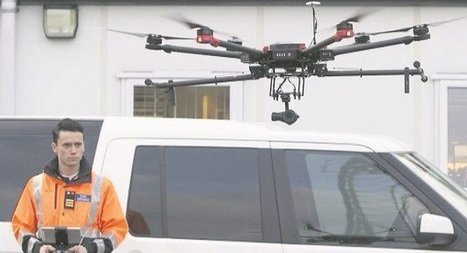 Drones to transform search and rescue | drones | Scoop.it