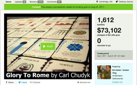 This man lost his house because his Kickstarter was too successful - Quartz | Crowdfunding World | Scoop.it