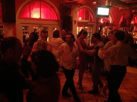 Free Tango Class and Milonga, Every Monday | Facebook | Tango in Miami | Scoop.it
