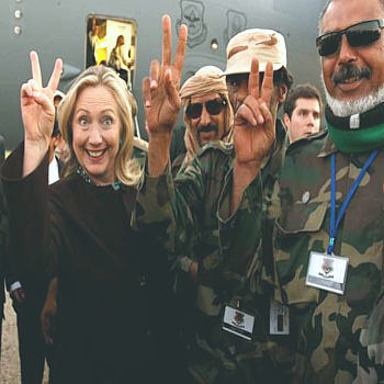 #Libya: Clinton's Dance of Death with Terrorist Clients | From Tahrir Square | Scoop.it