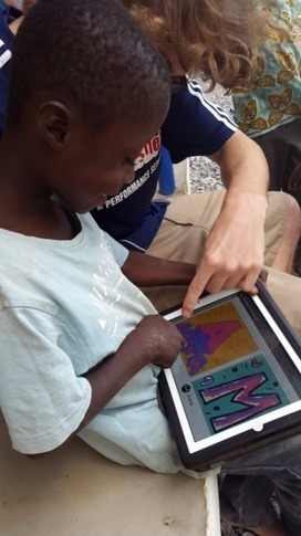 New School In Ghana Learns Art And English Via App | networks and network weaving | Scoop.it