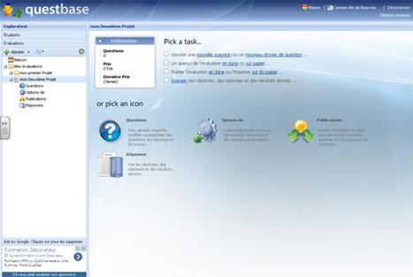 Créer QCM sur papier/en ligne interactif et suivi des résultats | Time to Learn | Scoop.it