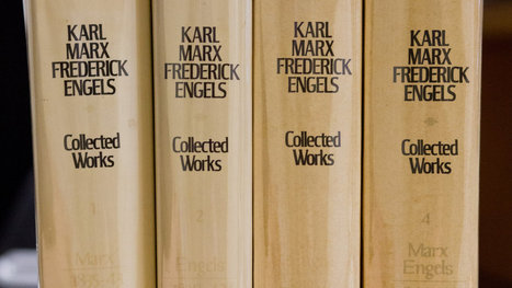 Claiming a Copyright on Marx? How Uncomradely   Peer2Politics   Scoop.it
