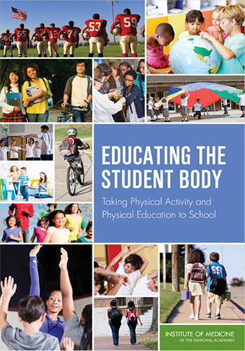 Educating the Student Body: Taking Physical Activity and Physical Education to School | Nutrition & Wellness | Scoop.it