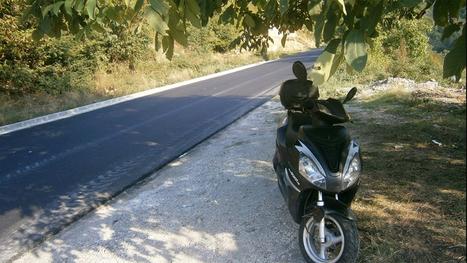 Me skuter nëpër rrethinat e Sofjes | Life on Wheels | Scoop.it