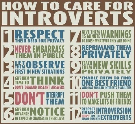 Cómo apoyar a los niños introvertidos y a los niños tímidos. | Escucha | Scoop.it