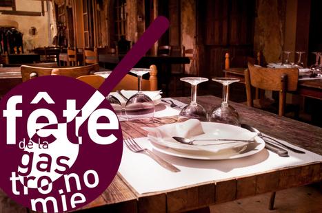 6e édition de la Fête de la Gastronomie, l'automne sera gourmand ! | Fête de la Gastronomie 23 au 25 sept. 2016 | Scoop.it