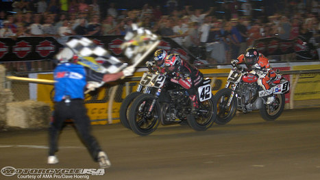 23 AMA Flat Track Riders in 2015 X-Games - MotorcycleUSA.com | California Flat Track Association (CFTA) | Scoop.it