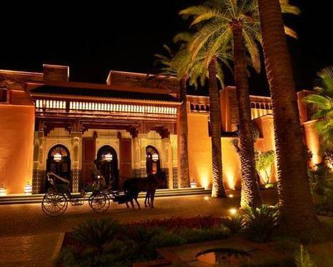 Hotel Hotspot: Marrakech, Morocco | Interior Thinking | Arts & luxury in Marrakech | Scoop.it