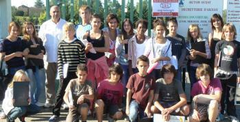 Aignan. La déchetterie présentée aux élèves - La Dépêche   Le Collège Vert dans la Presse   Scoop.it