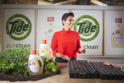 Tide Teams up with Nelly Furtado to Launch New Eco-Friendly Detergent, Tide purclean   Eco Innovation   Scoop.it
