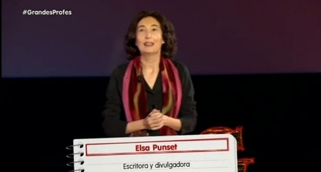 Elsa Punset: | Economía&ADE | Scoop.it