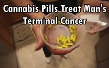 Cannabis Capsules Help Man Overcome Terminal Cancer | Hemp Miracle | Scoop.it