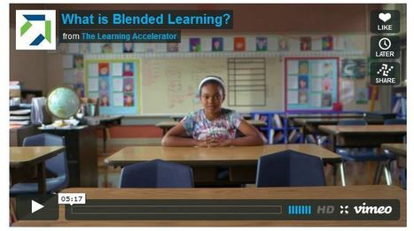 What exactly does 'blended learning,' look like? This video explains | Hechinger Report | Educational | Scoop.it