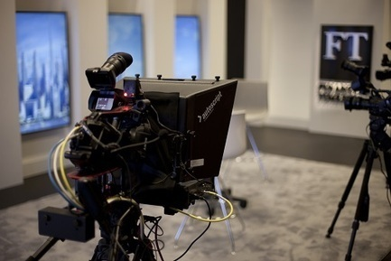 Financial Times Launches New York Video Studio - FishbowlNY | technology for the environment | Scoop.it
